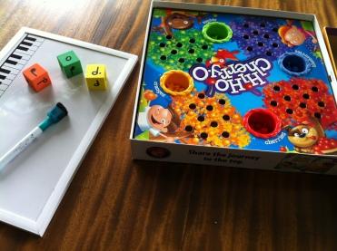 Hi Ho Cherry-O (music game)
