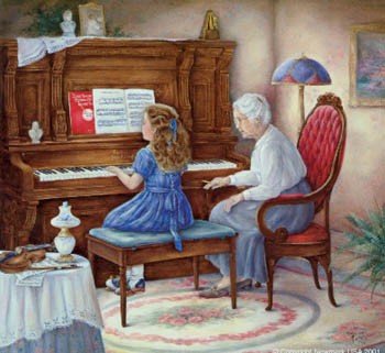 pianolesson